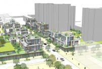 La suppression de la dalle révèle un foncier invisible, un potentiel pour construire une offre de logements différents.