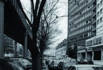 Before : the office building Rue de Grenelle