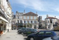 Place Diderot - existant