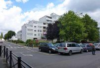 Rue Chopin, avant